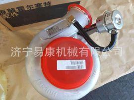 PC200-8挖掘机增压器 6D107发动机