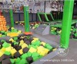 合肥森林風蹦牀館 淘氣堡拓展體能樂園 超級大蹦牀 兒童遊樂設備