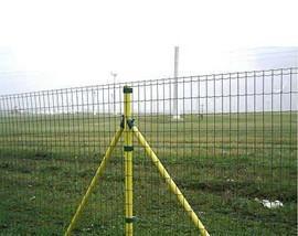 飞腾FTP45型荷兰网护栏批量定制,部分规格现货供应