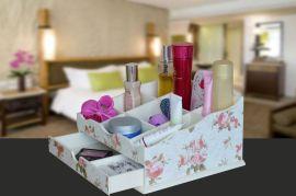 包邮木质珠宝首饰化妆品桌面整理收纳盒