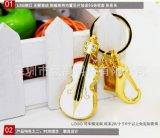 夏禹科技創意U盤 水晶小提琴U盤 個性鑰匙扣足量U盤禮品優盤