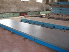 1000*2500铸铁工作台