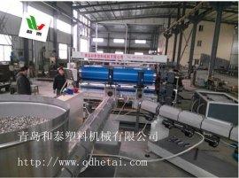 青岛和泰塑料板材生产线