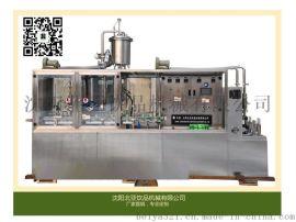 半自动饮料带嘴灌装机(BW-1000-3)