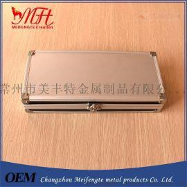 品牌铝箱  防水防爆防震工具箱  低价直销 精密仪器箱铝箱