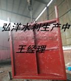 江蘇阜寧1米*1米鑄鐵閘門價格