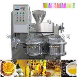 油菜籽榨油机压榨菜籽油