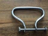 案板蚬木菜板砧板防裂菜板箍钢圈箍提手配件厂家定制