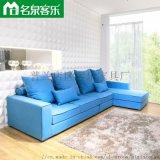 大连软包家具1055-17-3米6沙发