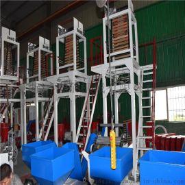 厂家直销聚乙烯高速高低压PE吹膜机LDPE吹膜机