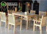 定做户外防腐木桌椅 门店桌椅八件套 颜色可选