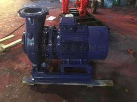 ISW卧式单级离心泵,离心泵厂家