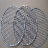 供應焊接圓形燒烤網 烤肉網