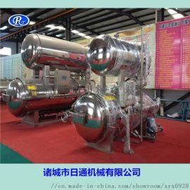 专业生产高温灭菌器 鸡爪杀菌锅 蒸汽灭菌锅厂家
