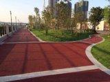 透水混凝土的做法,南京彩色透水地坪材料施工