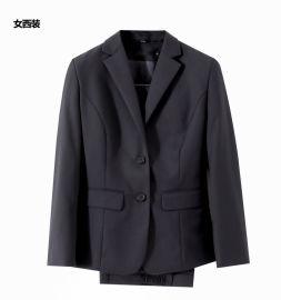 正装西装定制女款西装套装 外套+裤子NSJ 8109#