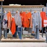 丝蒂雅文折上折女装货源直播爆款货源打包外贸服装市场