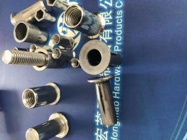 高品质不锈钢铆螺母 不锈钢拉铆螺柱