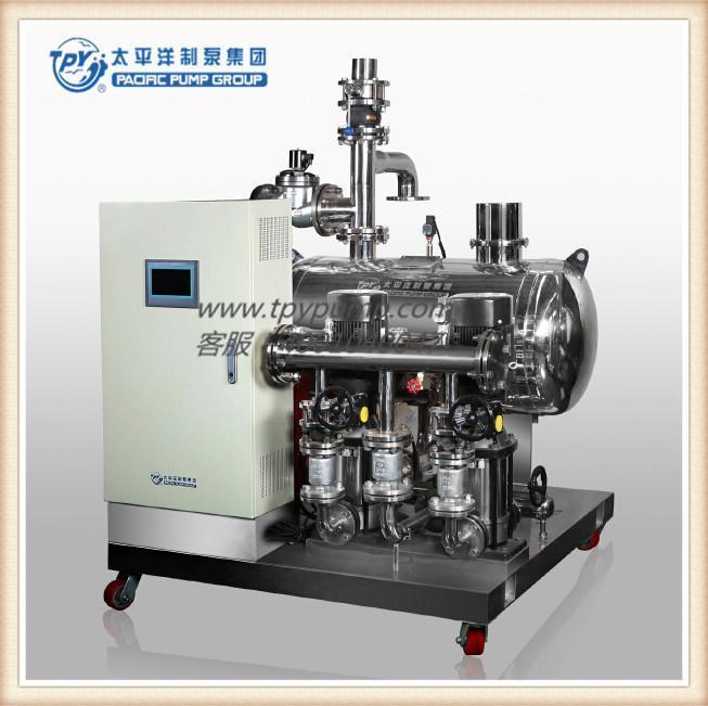上海太平洋制泵 WZG型无负压增压稳流给水设备