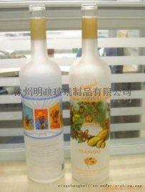 厂家定做 生产各种规格 洋酒瓶
