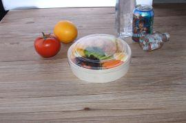 新品一次性快餐盒 木片便当盒木质饭盒一次性外卖木盒打包盒加厚