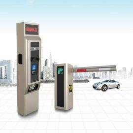捷顺智慧速通停车场智能停车场停车场管理系统