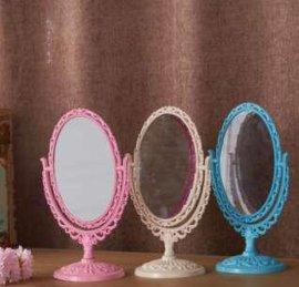 化妝鏡梳妝鏡秸稈鏡框鏡架專用降解塑料