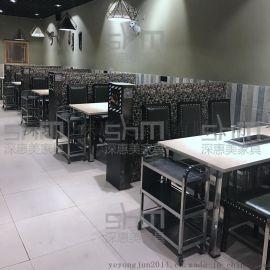 实木餐椅子**时尚创意设计师酒店咖啡厅餐椅休闲北欧家用木椅
