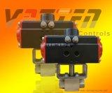 高壓球閥 氣動不鏽鋼高壓球閥 德國進口球閥