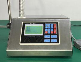 LH-852 蜂蜜灌装机小型洗发水沐浴露洗洁精洗衣液定量灌装机K