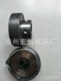 鑽銑牀發條廠家配件 滕州產搖臂鑽 鑽銑牀專用彈簧