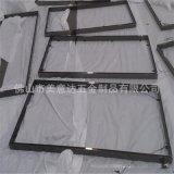 厂家专业定做画廊不锈钢框 不锈钢镜框  真空镀色