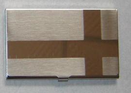 **不锈钢名片盒 (MP-B002)