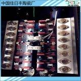 氧化铝陶瓷片 TO-3金封三极管大功率晶体管散热片导热绝缘片厂家