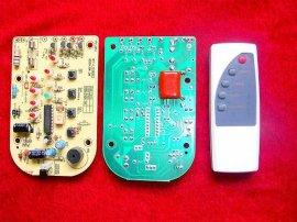 风扇摇控器(BY-LD3002)