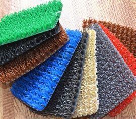 塑料小草地毯生产线、仿真塑料草生产设备