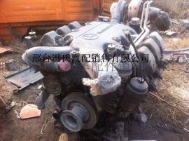 供应现货二手奔驰卡车配件、奔驰卡车OM501发动机