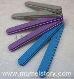 方形磨砂指甲銼定製雙面摺疊指甲銼