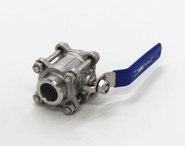 Q61F-1000WOG三片式对焊球阀