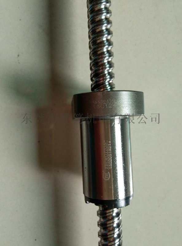 台湾TBI 原装丝杆螺母 SFS01205-3.8