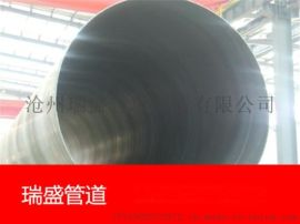 天然气用大口径厚壁螺旋钢管价格