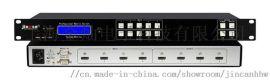 金灿4K2K HDMI矩阵4进4出 HDMI 2.0