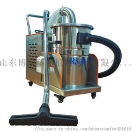 小型配套设备不锈钢工业吸尘器