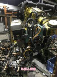 廣州友儀發那科機器人故障搶修案例