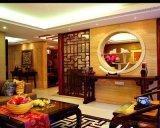 深圳浪漫餐廳隔斷鋁窗花  隔牆仿古鋁窗花