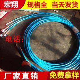 耐高压树脂液压软管 钢丝增强聚氨酯弹性体高压树脂管