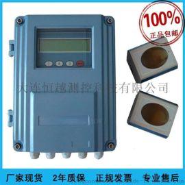 固定安装壁挂式流量流速测量超声波流量计