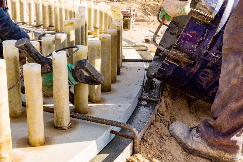 CGM 高强无收缩灌浆料, 水泥基灌浆料