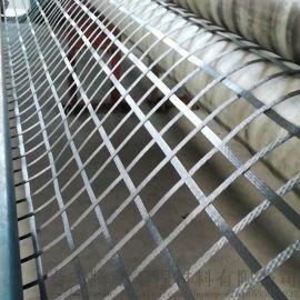 路基软土地基加筋钢塑格栅 腾路钢塑土工格栅厂家
