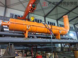 卧式自平衡多级离心矿用潜水泵